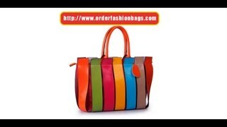 Fashion Bags leather handbag 2013 - 2014 Thumbnail