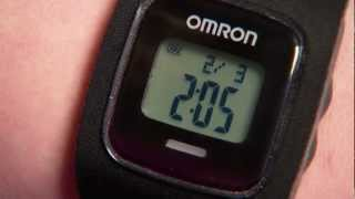 Getting Started w/ Omron's Strapless Heart Rate Monitor for Walking & Jogging (HR-500U)