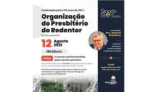 LIVE - Organização do Presbitério Redentor