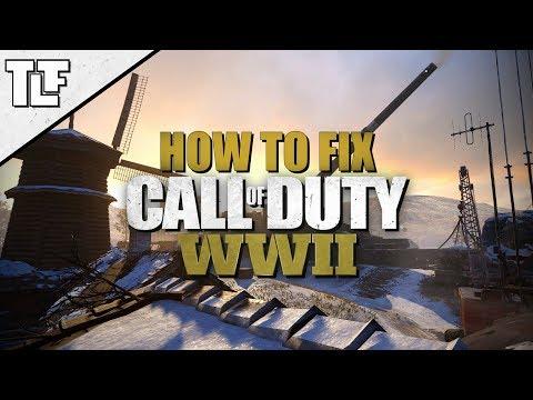 5 Ways to Fix COD: WW2 (Commentary)