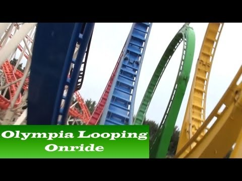 Olympia Looping Barth Onride, Herne Germany