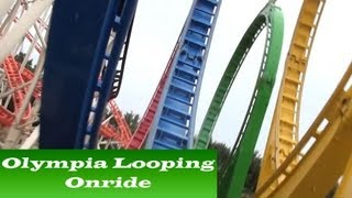 Olympia Looping Barth Onride, Herne Germany