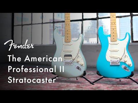 American Professional II Stratocaster | American Professional II Series | Fender