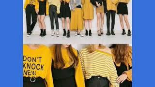 Корейская Мода 2019 для Женщин 1часть Fashion Korea «Мода Кореи Девушки»