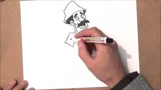 como dibujar a don ramon | como dibujar a don ramon paso a paso