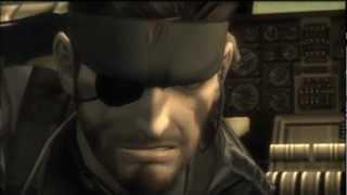 Metal Gear Solid 3: Snake Eater HD Cutscenes - Ocelot