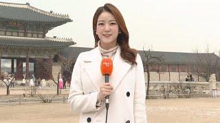 [날씨] 오후까지 곳곳 눈,비…스모그 영향, 공기 탁해 / 연합뉴스TV (YonhapnewsTV)