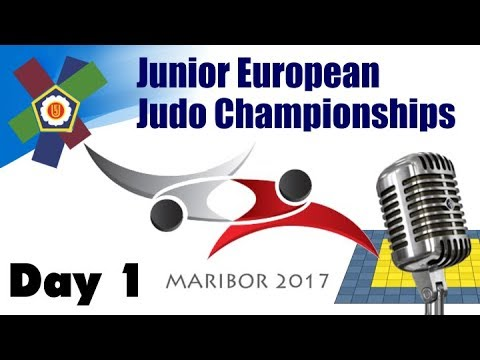 Junior European Judo Championships 2017: Day 1