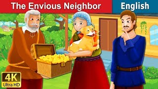 The Envious Neighbour Story in English | Bedtime Stories | English Fairy Tales