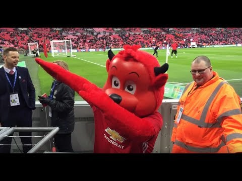 Manchester United v Southampton - EFL Cup Final - Wembley Stadium - 26.02.2017