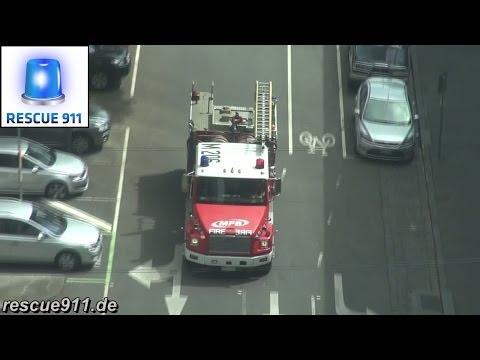 [Melbourne] Metropolitan Fire Brigade (MFB)