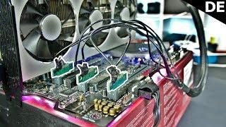 Adapter-Bau: Radeon VII Stromversorgung nur über PCIe Slots