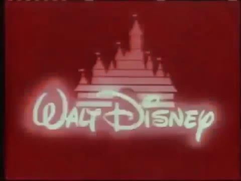 Walt Disney Pictures - Blood Red Logo