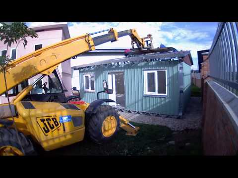 Simple Prefabricated Affordable Fast House Construction