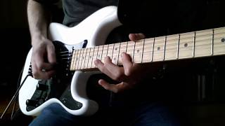 Ugly Kid Joe - Everything About You Guitar Solo #guitarsoloroulette