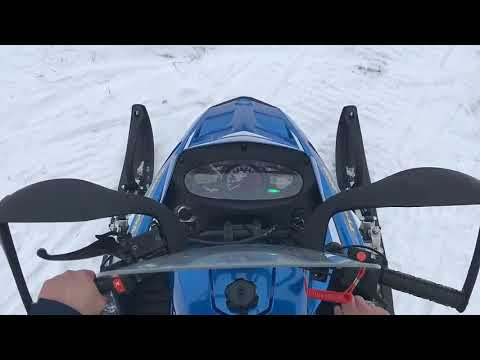 Снегоходы Русич тест-драйв г. Кемерово