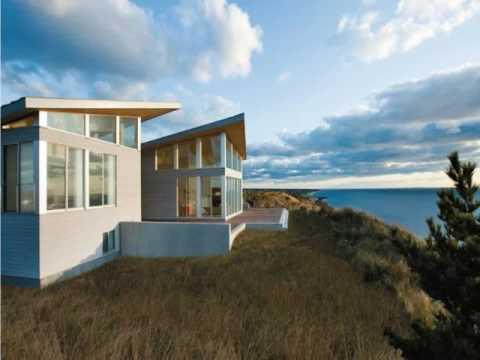 Seaside House Designs - Coastal Living Home Plans
