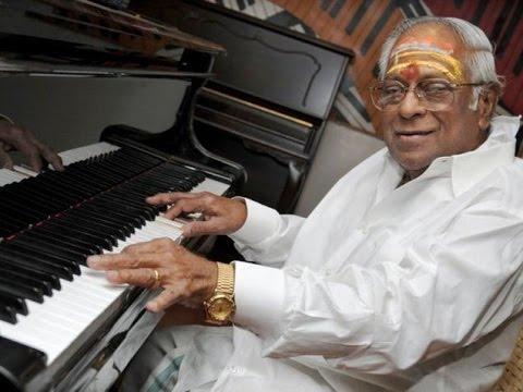 """Adavarellam adavaralam"" song of Sri. M.S. Viswanathan by Radha Vijayan"