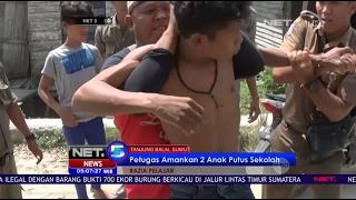 SATPOL PP Razia Pelajar di Tanjung Balai SUMUT - NET5