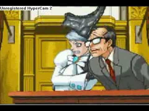 Boot To The Head Ace Attorney Sub Español Youtube