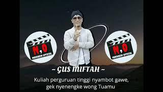 Story Wa Bahasa Jawa || Gus Miftah