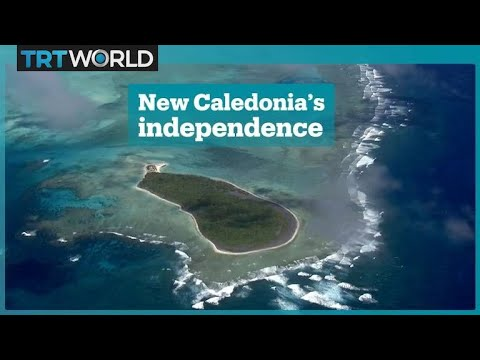New Caledonia's independence referendum