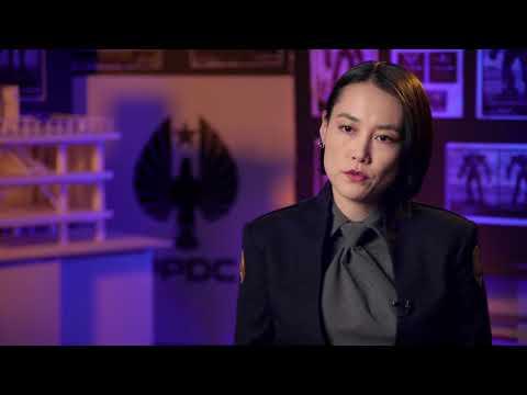 PACIFIC RIM UPRISING Cast  Soundbite: Rinko Kikuchi