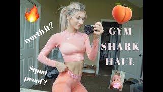 Gym Shark Haul