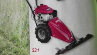 Solo 531 Sickle Bar Mower
