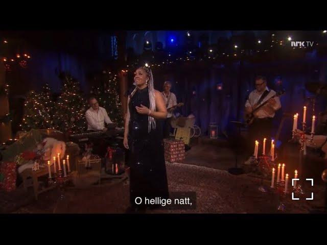 Kvelden Før Kvelden 2020! Hellige natt/Oh Hellige Natt/Holy Night by Anna-Lisa Kumoji