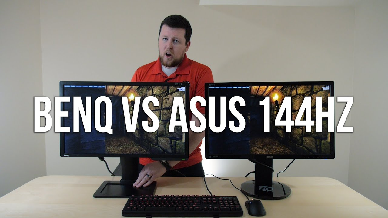 BenQ XL2411Z vs ASUS VG248QE 144 hz Monitor Comparison - Which is best for  YOU?