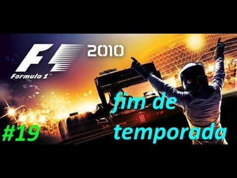 GP DE ABU DHABI - YAS MARINA - CORRIDA - F1 2010 - #19 - 1080p - G27