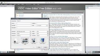 VSDC Free Video Editor: Screen Capture Feature