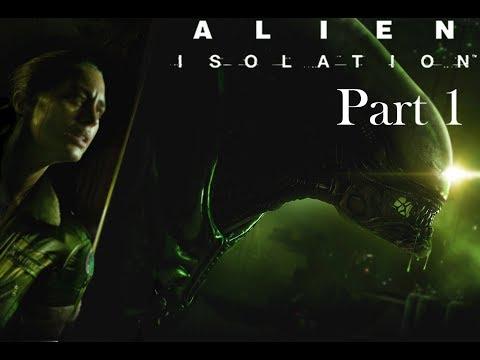 Major fear factor   Alien Isolation gameplay  part 1