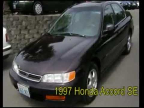 1997 Honda Accord SE Seattle WA