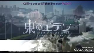 {AMV} Higashi No Eden~Falling Down