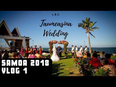 🇼🇸SAMOA 2018|VLOG 1|AIRBNB TOUR|TAUMEASINA WEDDING