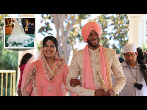 PUNJABI NIGERIAN WEDDING (ONE DAY SUPERWOMAN WILL SEE THIS)