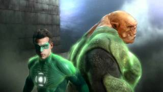 Green Lantern: Rise of the Manhunters teaser [official]