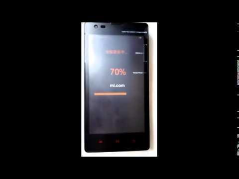 Cara Update Manual ROM MIUI Xiaomi