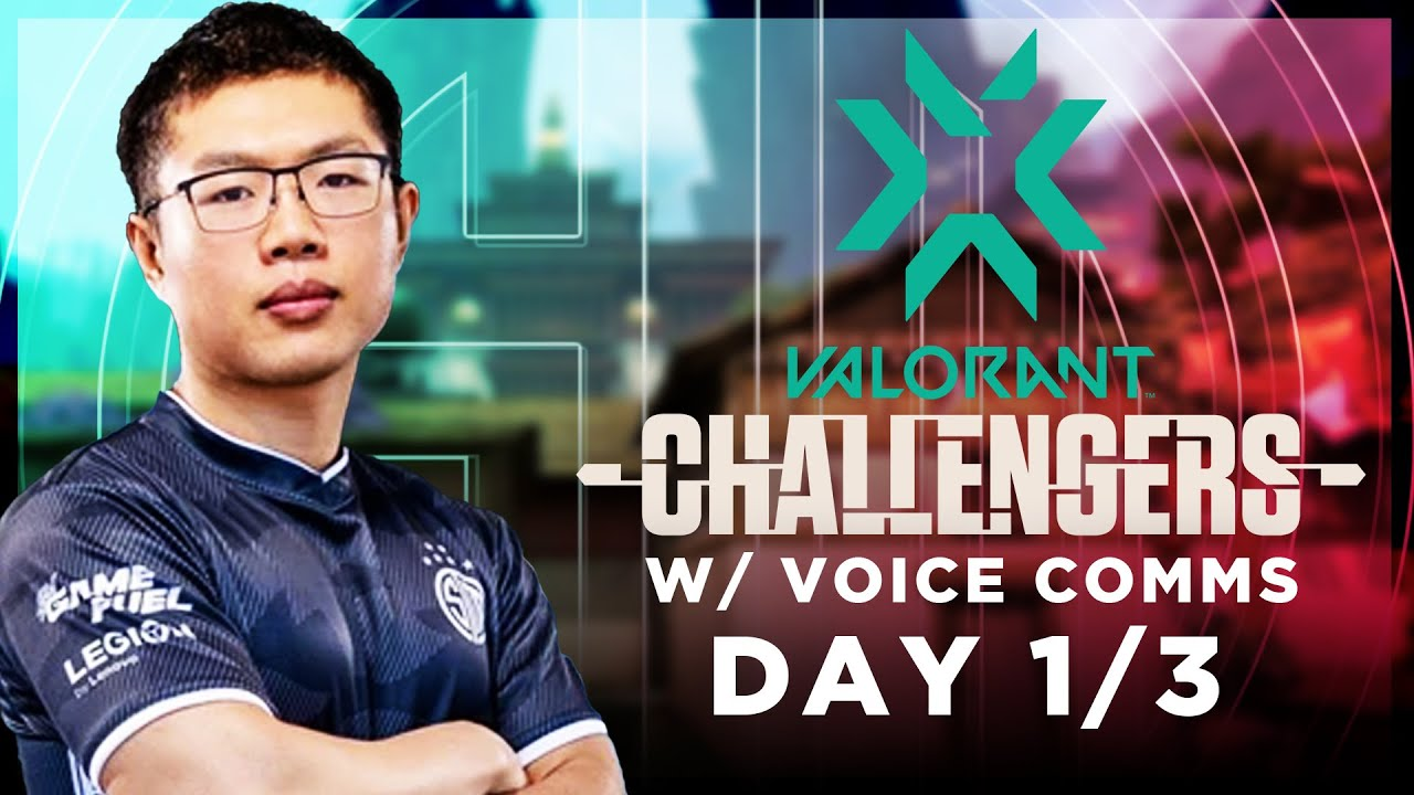 WHAT IT'S LIKE TO COMPETE IN VCT OPEN QUALIFIERS! (WITH VOICE COMMS) DAY 1/3 | TSM WARDELL