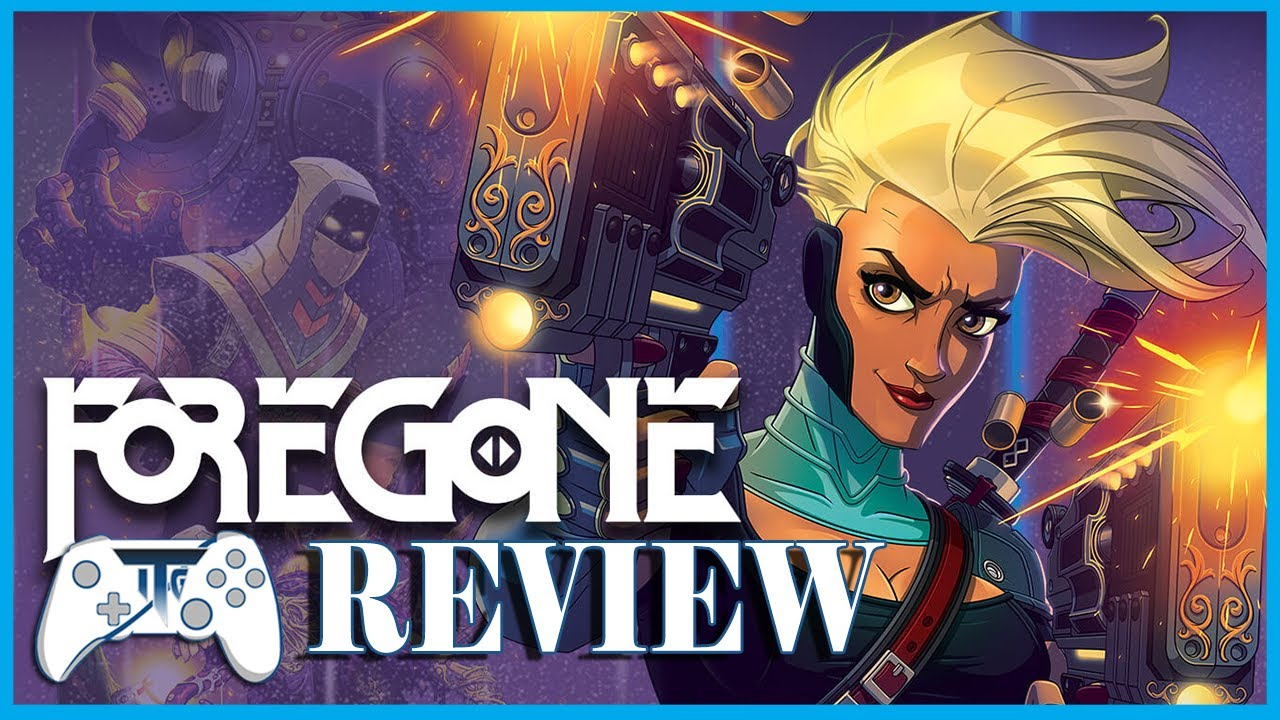 Foregone Review - It's Never Gone! (Video Game Video Review)