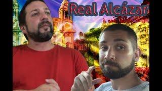 Rafael Tolomini - Reportagem internacional: Real Alcazar - Sevilla
