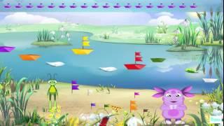 Лунтик ИГРА видео развивающие для детей Прохождение 2015 года Серия 8
