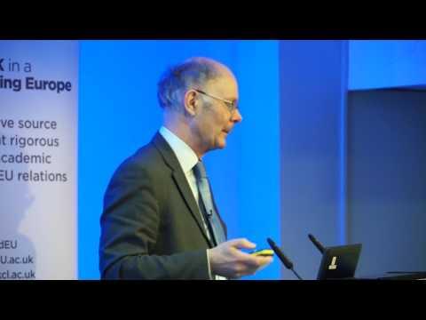 Keynote: Professor John Curtice