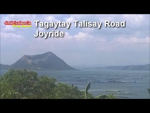 Pinoy Joyride - Tagaytay Talisay Road Joyride