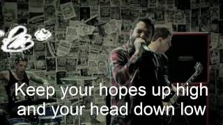 A Day To Remember - All I Want (Lyrics in clip)