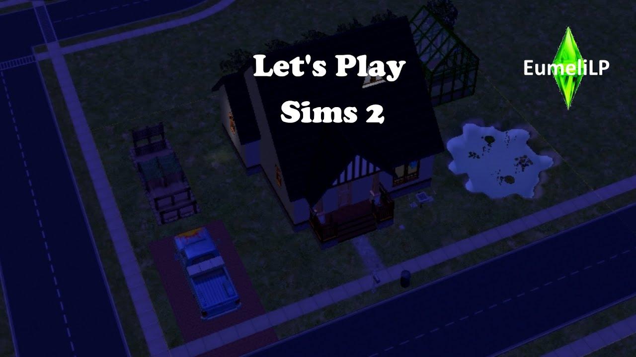 let 39 s play sims 2 fs part 391 wasserspiele im garten. Black Bedroom Furniture Sets. Home Design Ideas