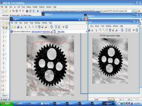 Image Segmentation Using Kernel Fuzzy C Means Clustering on Level Set  Method on Noisy Images