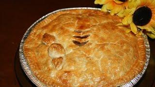 Recette Tarte Aux Pommes Couverte - Apple Pie Recipe - Recettes Maroc